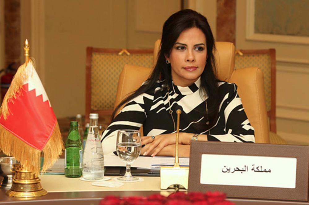 A woman in Bahrain