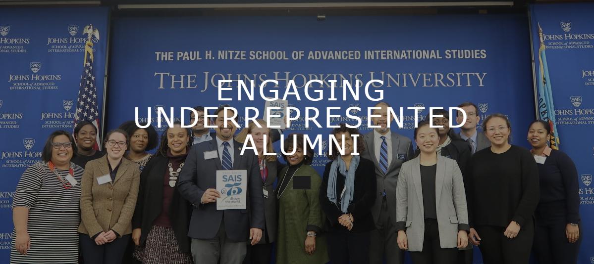 event photo, Engaging Diverse Alumni
