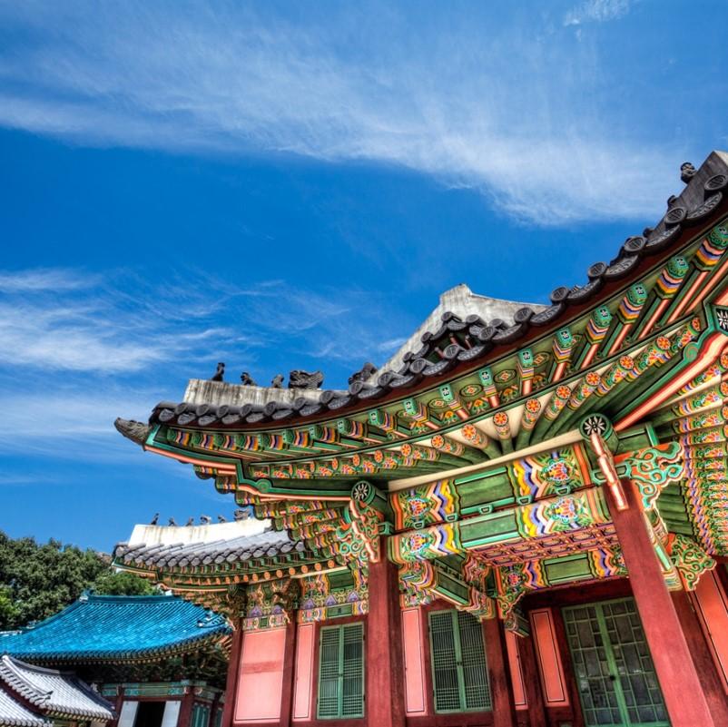 Korea Changdeok Palace