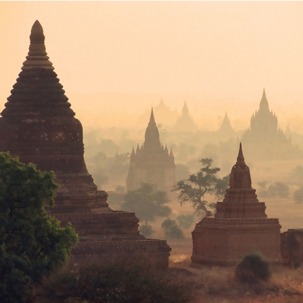 Southeast Asia Myanmar Burma Bagan