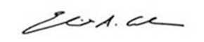 signature of dean cohen