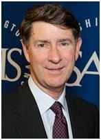 Johns Hopkins SAIS alumnus Pete Flaherty