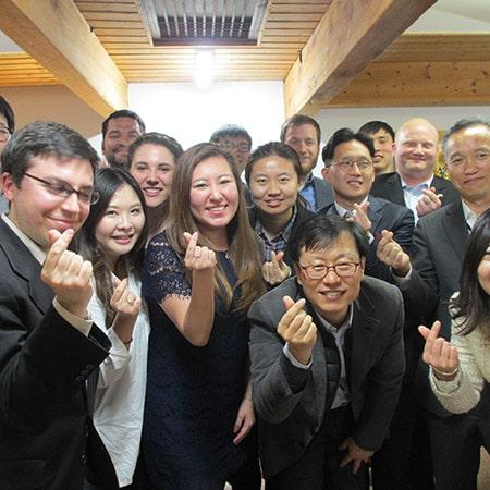Alumni in Seoul
