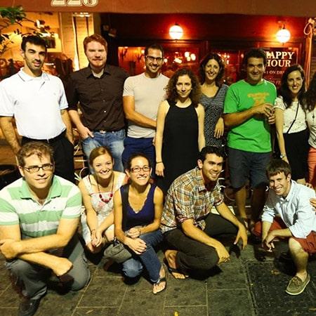 Alumni in Tel Aviv