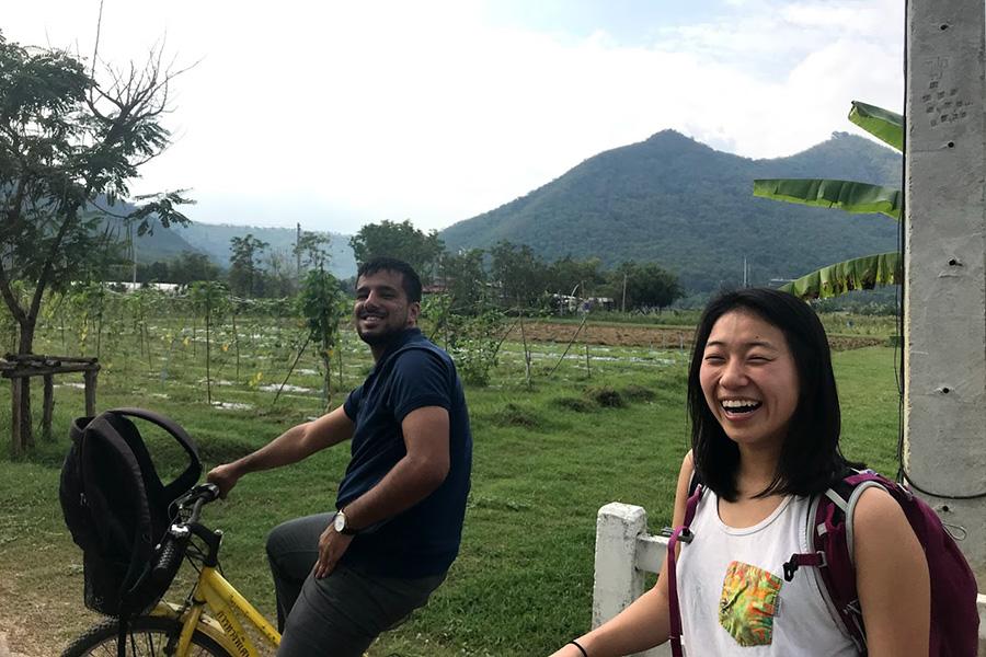 Johns Hopkins SAIS study trip to Thailand