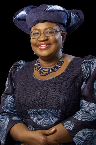 Ngozi Okonjo-Iweala Headshot Image
