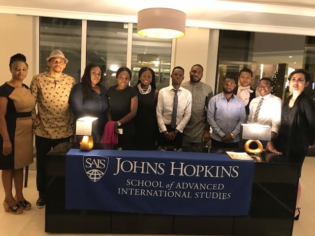 Johns Hopkins SAIS alumni