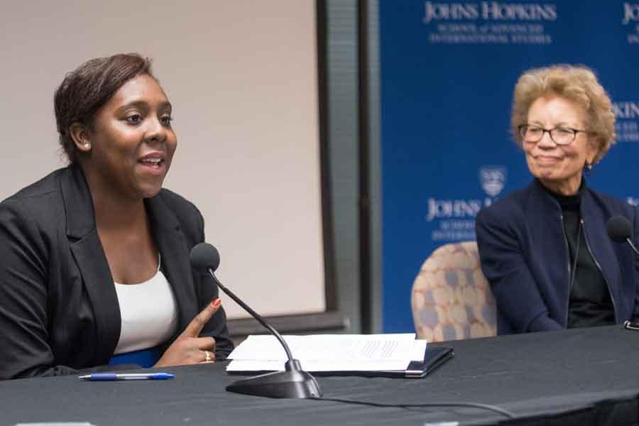 Roadmap on diversity talk
