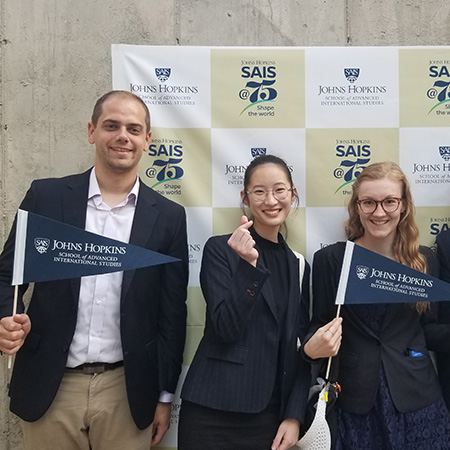 Johns Hopkins SAIS alumni