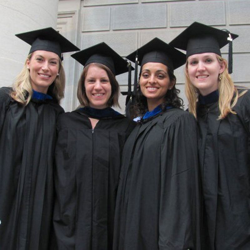 Group image of the class of 2010