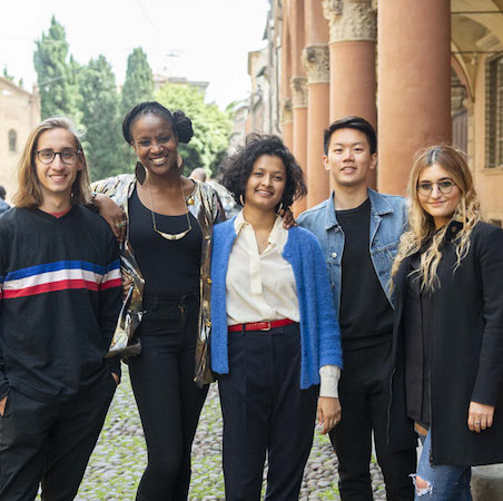 Johns Hopkins SAIS students in Bologna