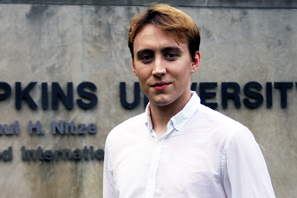 photo of Nathanael