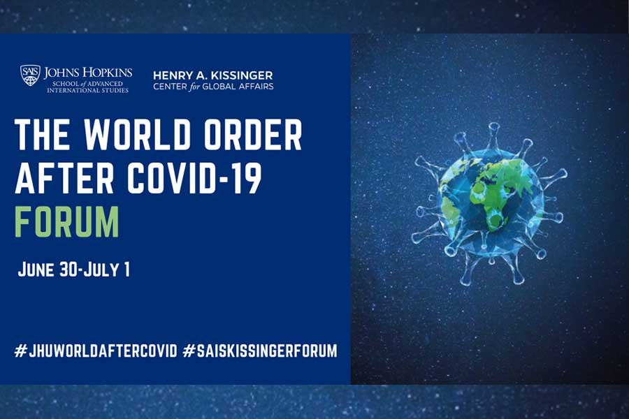 World of Covid-19 Banner Image